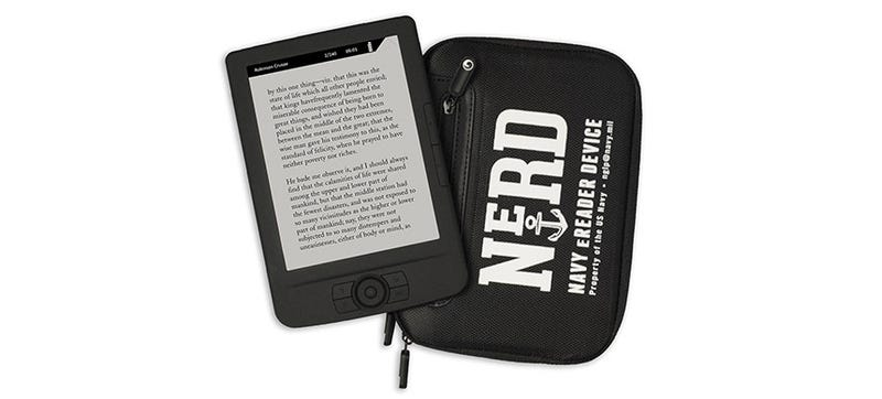 This Is the Navy's New e-Reader For Its Submarine Crews