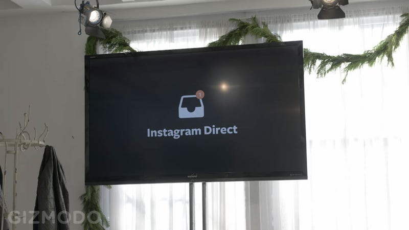 You Can Now Send Private Photos Over Instagram Direct