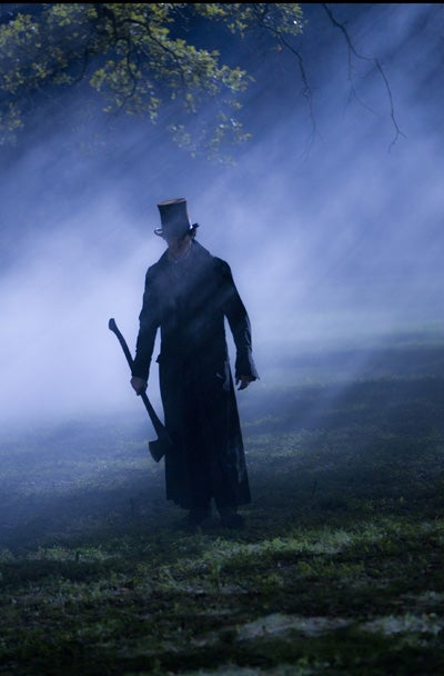 New Abraham Lincoln: Vampire Hunter Pictures