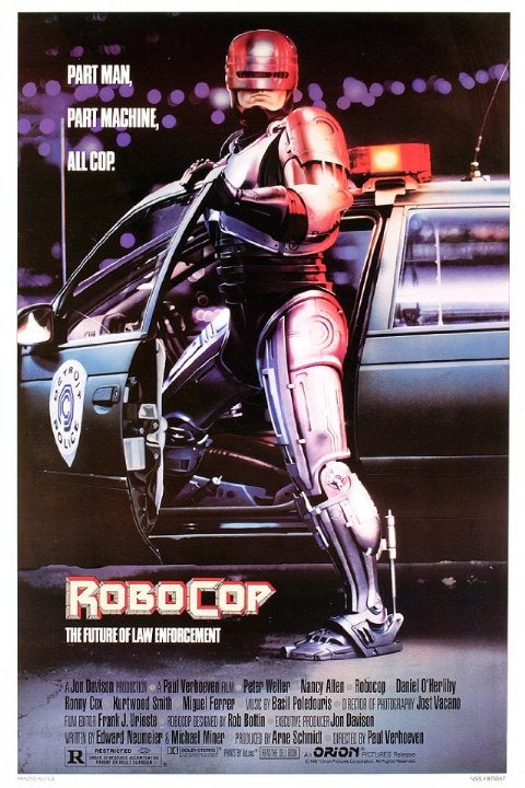 Rewatching the Original Robocop