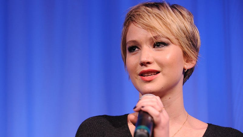 Your Overworked BFF Jennifer Lawrence Could Really Use a Year Off