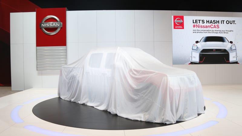 Nissan Is Definitely Planning A Cummins Diesel Frontier