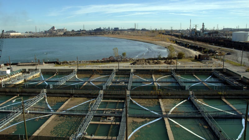New Microbial Fuel Cells Could Turn Sewage Plants Into Power Plants