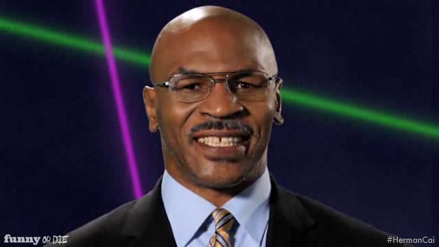 This Week's Top Web Comedy Video: Mike Tyson Is Herman Cain