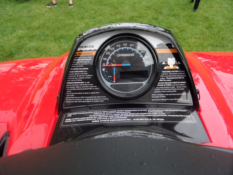 How The Gibbs Quadski XL Made Me Get Over My Fears Of Water