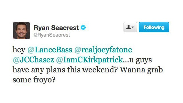 Seems Like Ryan Seacrest Wasn't Invited to the Timberlake-Biel Wedding