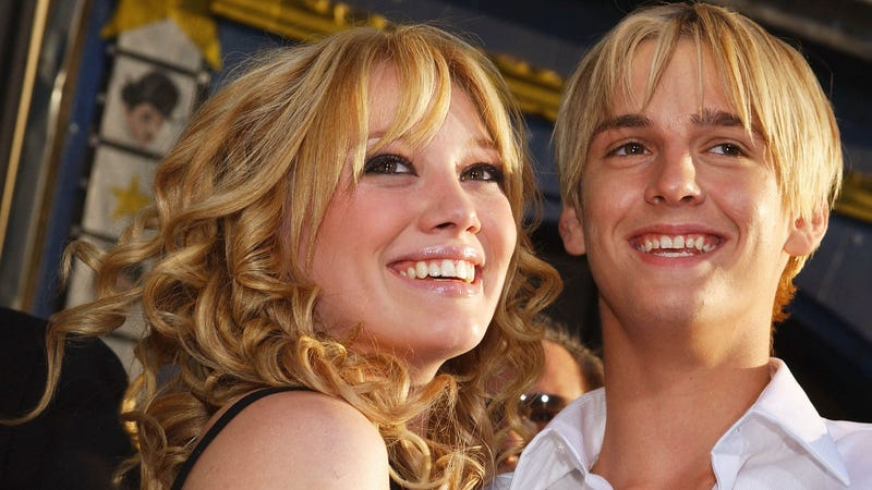 Aaron Carter Calls Hilary Duff 'the Love of My Life,' Wants Her Back