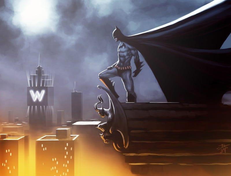 The Dark Knight Rules: Amazing Batman Desktop Wallpapers!