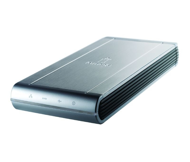 "Iomega Launches ""Affordable"" 320GB and 500GB Home Network Hard Drives"