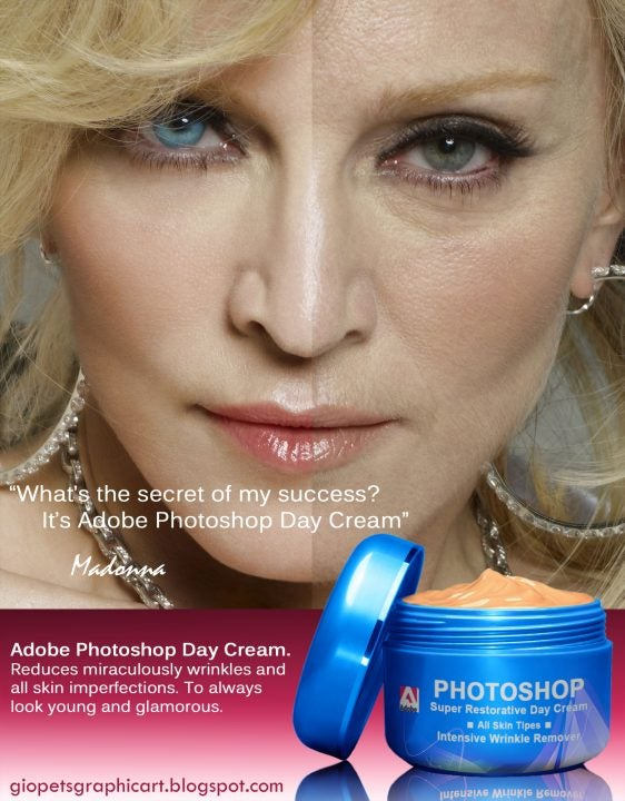 People Would Kill for Adobe Photoshop Beauty Cream