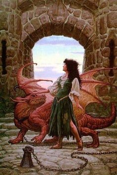 The Dragonriders of Pern. The Best Series We May Never See Filmed.