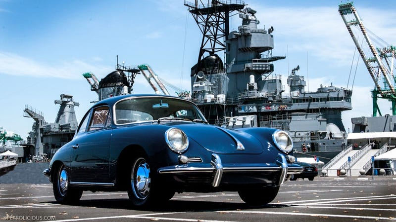 Some Awful Person Stole The Million-Mile Porsche 356