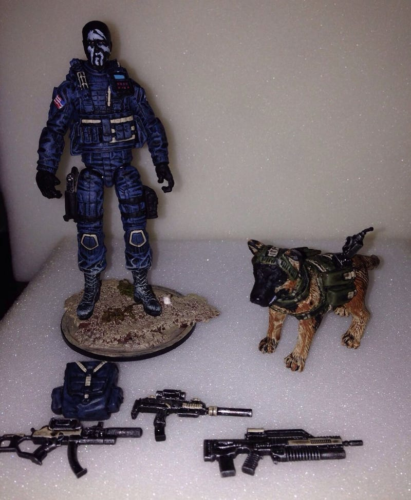 Call of Duty's Dog Gets The Action Figure He Deserves