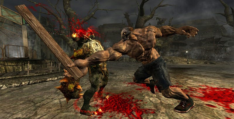 Scorned Splatterhouse Dev Thinks Maybe It's Namco Who's Inept