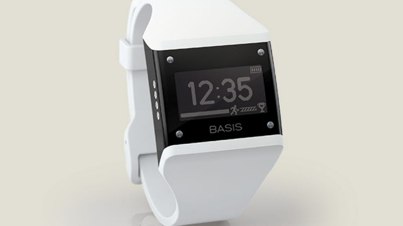 The Basis Watch: If the Nike FuelBand Married a Nurse Practitioner