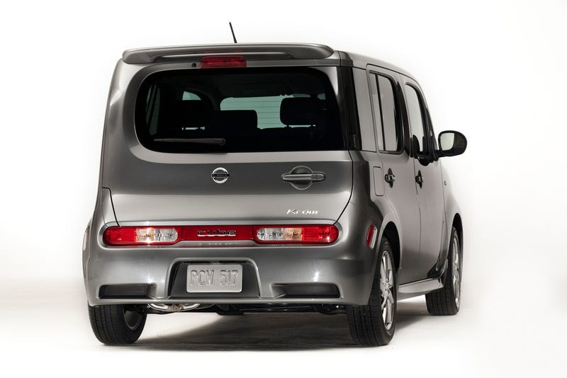 2009 Nissan Cube Krom Starts At $19,370, Reservations Begin Today
