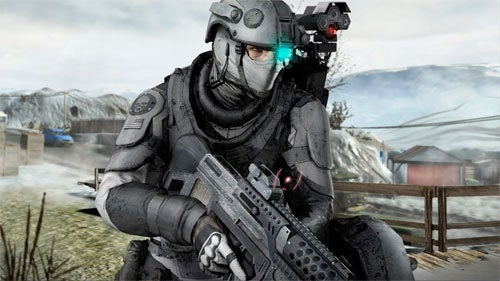 Ghost Recon: Future Soldier Stays Cloaked Until 2011