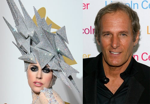 Lady Gaga & Michael Bolton Make Beautiful Music Together?