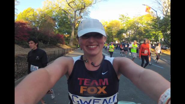 Run the New York City Marathon in 5 Minutes