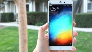 Xiaomi Mi Note: This Chinese Phone Is Great. Too Bad You Can't Use It.