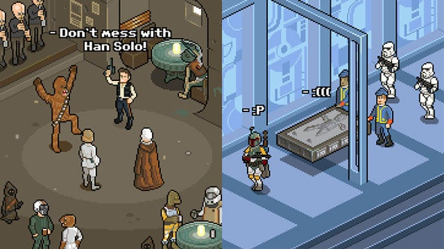 Don't Mess With Han Solo!