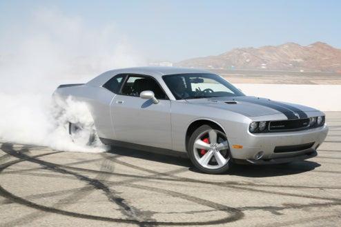 2008 Dodge Challenger SRT8, Reviewed