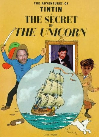 At Last! Unicorny 'Tintin' Reality Blossoms With Jamie Bell And Daniel Craig