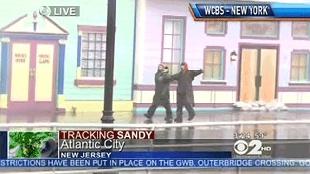 These Dudes In Atlantic City Don't Give Any Fucks About Hurricane Sandy