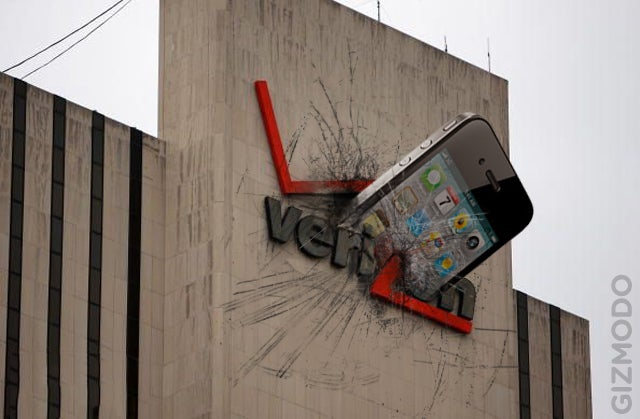 Will the iPhone Crush Verizon's Network?