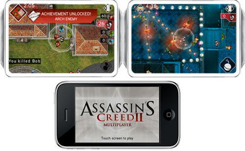 Ubisoft Remains Unsure of iPhone Gaming