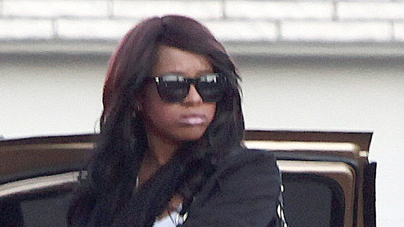 Uh Oh, Bobbi Kristina Brown Is Actually Engaged to Her Brother