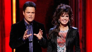 "Donny And Marie ""Rediscover"" Child Star Wannabes"