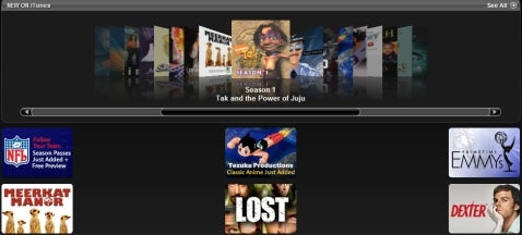 Apple Pushing Networks to Cut iTunes TV Prices to 99 Cents a Show