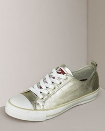 Want To Look Like A Leader? Wear Sneakers (But Make Them Luxe!)