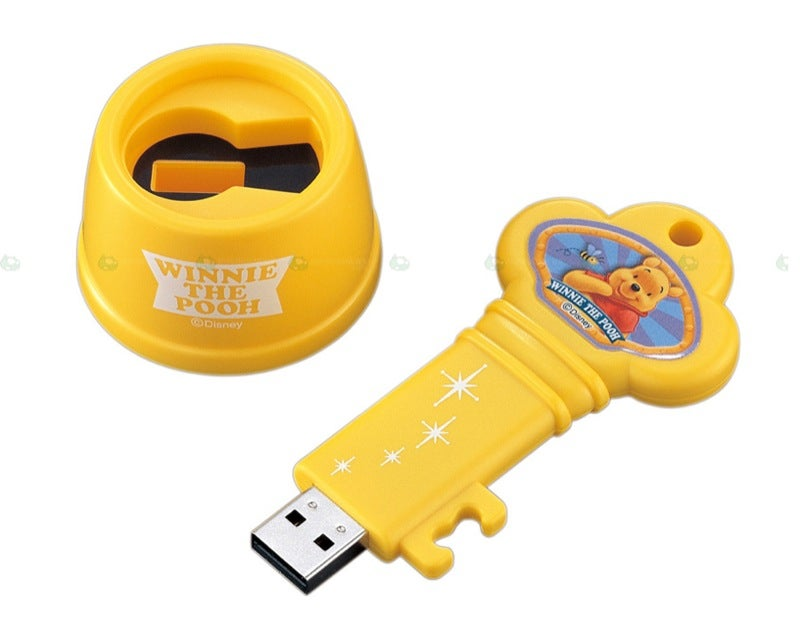 Buffalo's Kid-Friendly USB Memory Sticks Stop Your Little Treasures Getting their Hands on your Porn Files