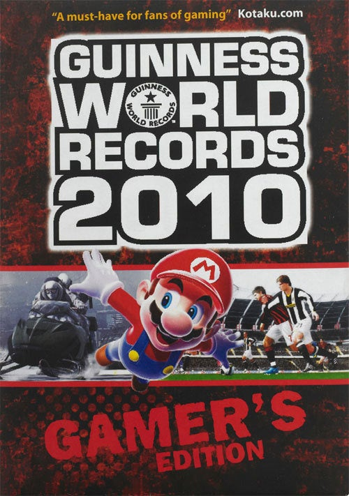 """Must-have"" Guinness Gamer's Edition 2010 Coming In January"