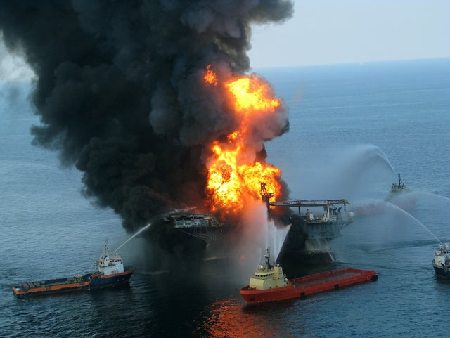 Possible Manslaughter Charges for BP Managers