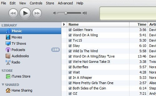 Set up iTunes Smart Playlists to Give Every Song in Your Collection Its Due