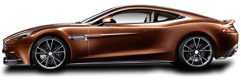Is Aston Martin Going Stale?