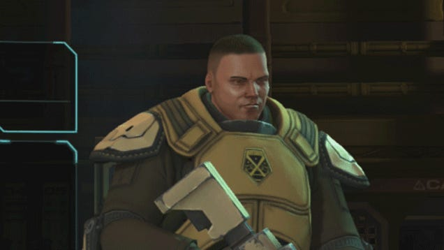XCOM's Gender Swap Glitch Will Give You Nightmares