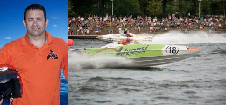 Police Believe Champion Powerboat Racer Faked His Death In Boat Crash