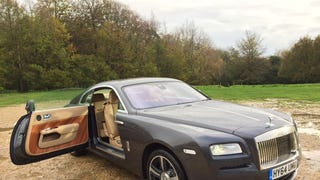 You Know That Day I Spent With Rolls Royce?