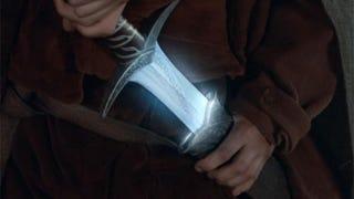 <i>Hobbit </i>Sword Glows When It Detects Wi-Fi