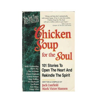 Peeping Tom Hides Camera In Chicken Soup Book
