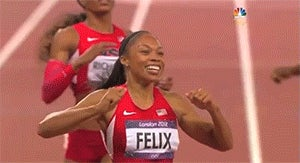 Let's Celebrate the World's Athletes with an Olympic Gif Party