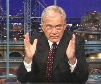Scandal and Death Spell Showbiz Success for Letterman and Michael Jackson