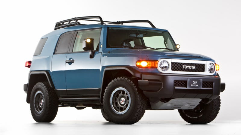The Toyota FJ Cruiser Will Die Next Year
