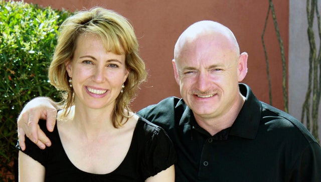 Will Gabrielle Giffords' Husband Run For Her Congressional Seat?