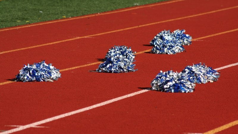 Cheerleading Coach Allegedly Hosted Teen Team Members for Sleepover with Stripping Games