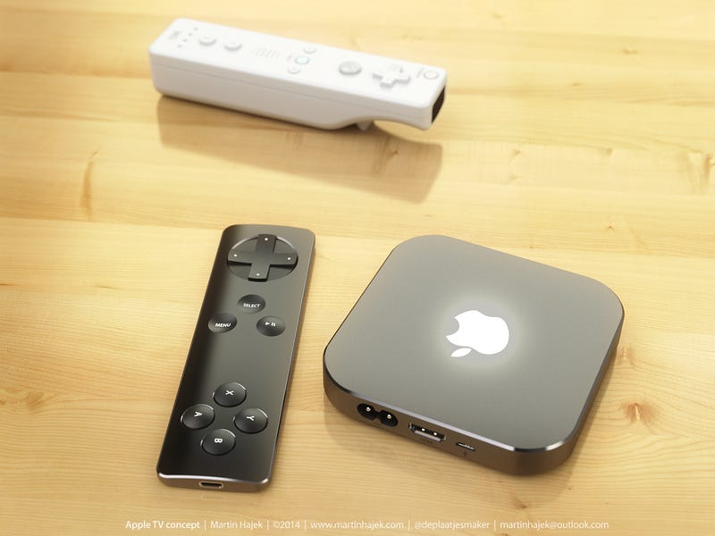 If Apple makes this Apple TV, they will win the living room wars